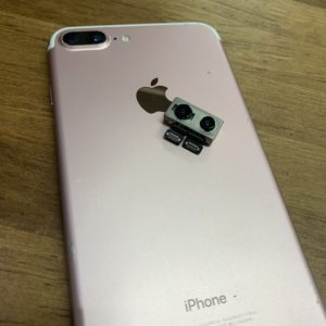 iPhone7プラス|カメラ修理