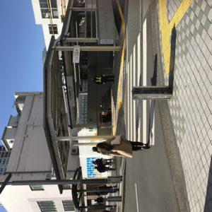 足立区竹ノ塚駅地下通路